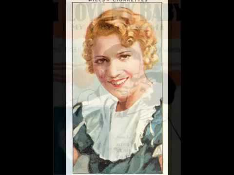 Elsie Carlisle - I Love My Baby (My Baby Loves Me) (1926)