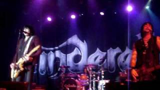 cinderella-bad seamstress blues/falling apart at the seams-concierto en madrid 2010