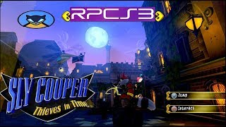 PS3 Emu | Sly Cooper 4: Thieves in Time HD PC (RPCS3) Vulkan i7 4790k