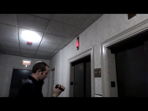 Exploring the CRAZY Elevators at the Congress Hotel, Chicago Il