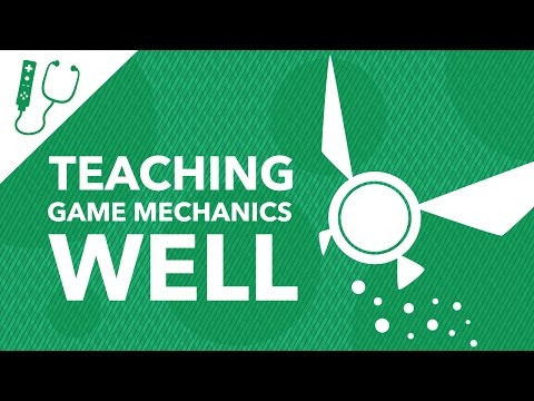 Teaching Game Mechanics Well - Guidance VS. Hand Holding ~ Design Doc