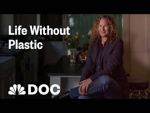 In A World Filled With Plastic, How Do You Live Without It? | NBC News