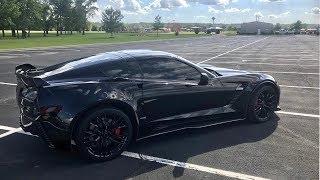 How I Keep My Corvette Z06 Looking Like Glass