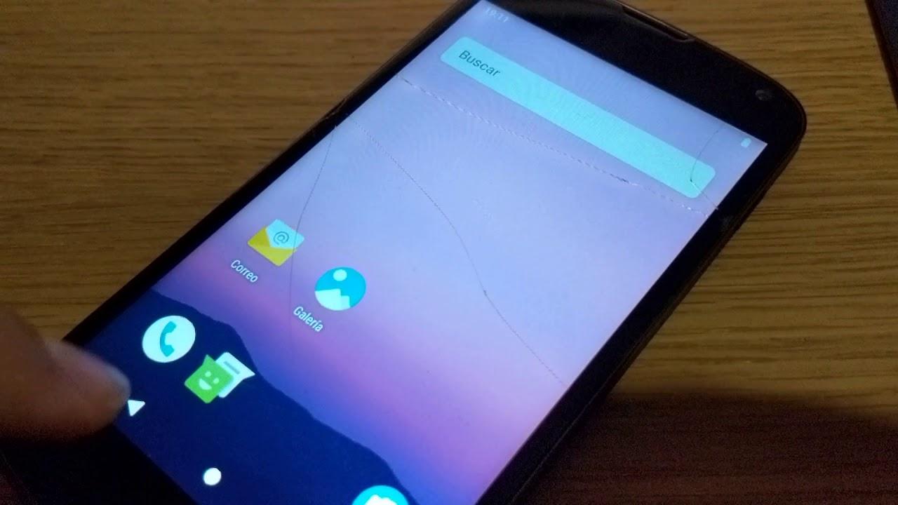 Android 9 Pie en un Nexus 4, la prueba de que el rendimiento ya no