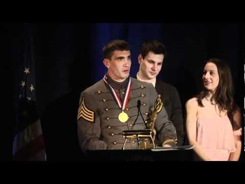Andrew Rodriguez Named 2011 James E. Sullivan Award Winner