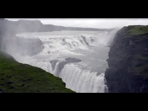 Reykjavik Attractions - Geysir Geyser & Gulfoss Waterfall