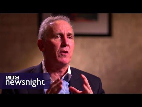 'If Trump wins I'll leave the US': Trump ghostwriter Tony Schwartz - BBC Newsnight