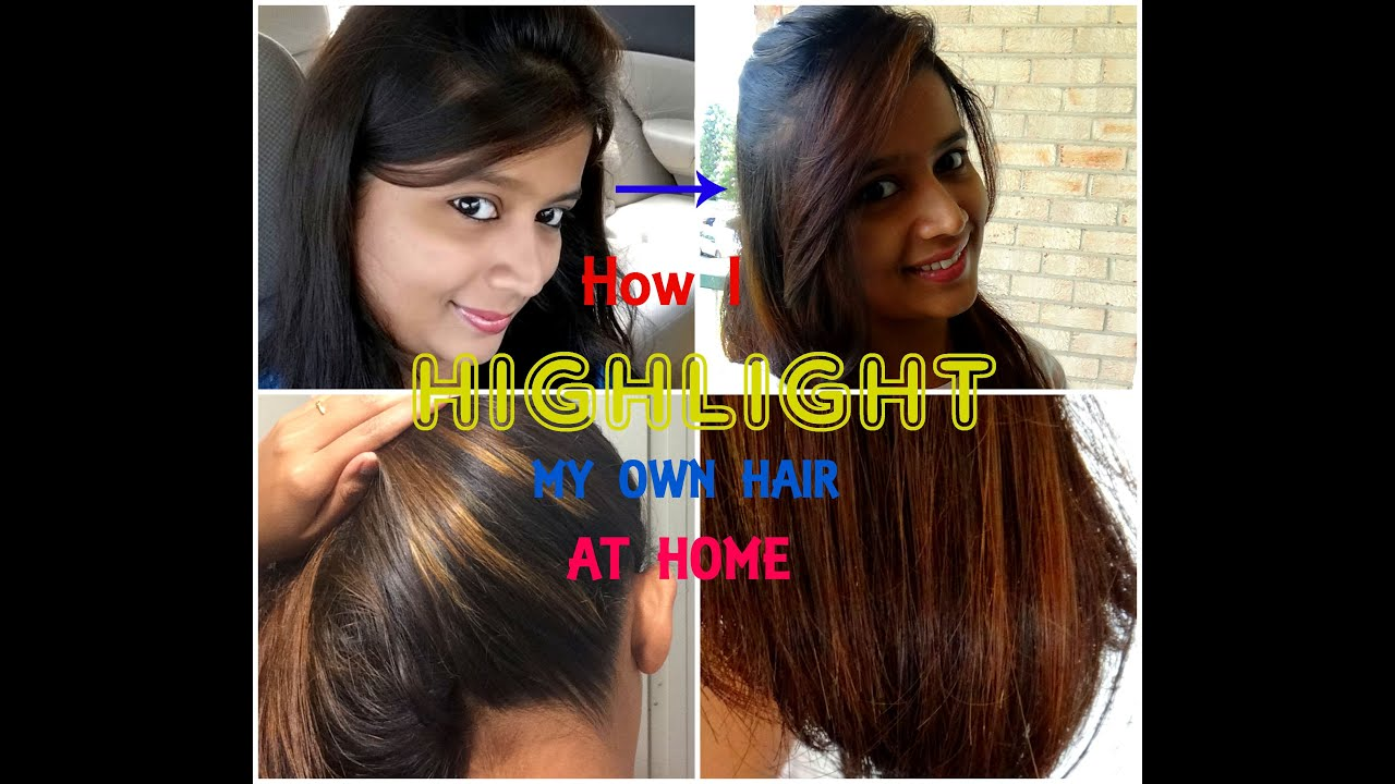 How To Highlight Your Own Hair At Home With Garnier Nutrisse