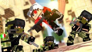 НОВЫЙ МИНИ РЕЖИМ НА КУБКРАФТЕ! ФОРТНАЙТ В МАЙНКРАФТЕ! ТОП РЕЖИМ! Minecraft Fortnite