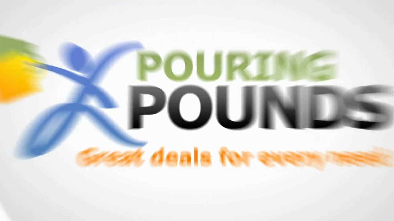 Download Animated Graphics Video - Pouring Pounds