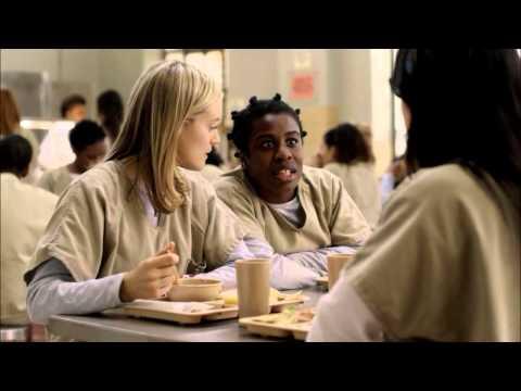 Orange Is The New Black S01E03 I threw my pie for you.