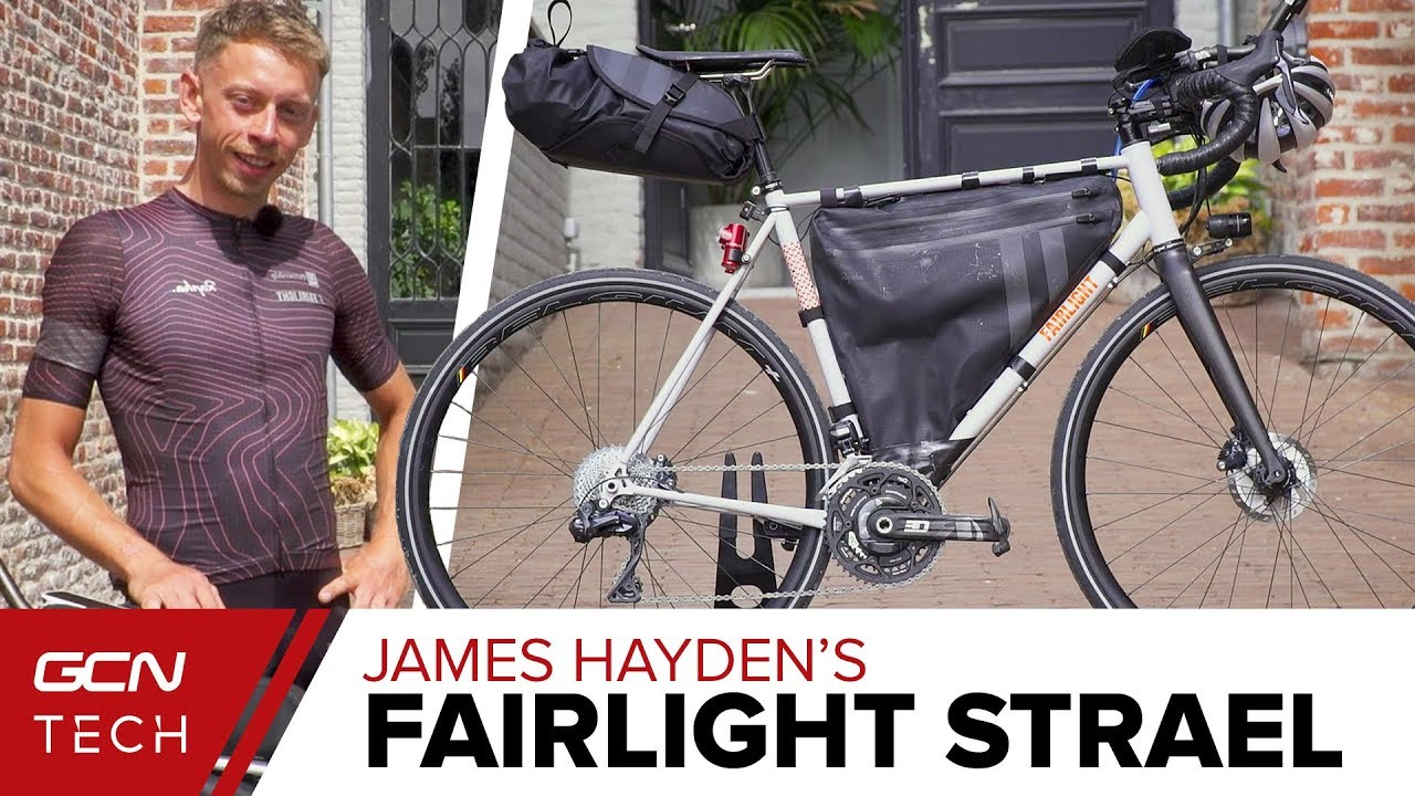 James Hayden's Transcontinental Fairlight Strael ...