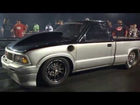Street Outlaws The Sonoma now is Procharged!!!