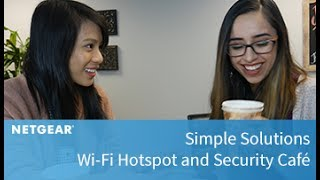 Simple Solutions - WiFi Hotspot and Security Cafe