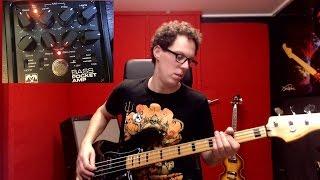 Palmer Bass Pocket Amp Demo and Sound Samples - S01E03