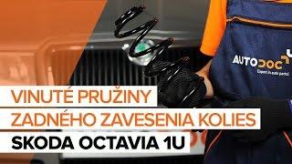 Ako vymeniť Gumy stabilizátora na CITROËN C4 Grand Picasso I (UA_) - video sprievodca