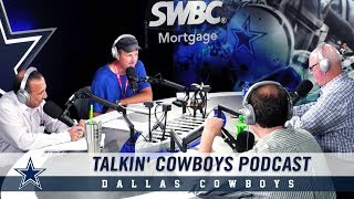 Talkin' Cowboys: Why Add Another Receiver? | Dallas Cowboys 2018