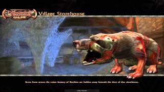 Dungeons & Dragons Online - Ranger class PC gameplay 2016 #1