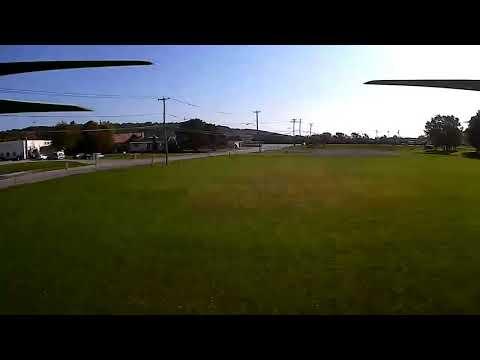 Fonda NY Drone View of Fonda Speedway