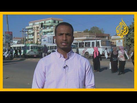 🇸🇩 مراسل الجزيرة وآخر المستجدات من شارع عبيد ختم القريب من مقر هيئة العمليات بالخرطوم
