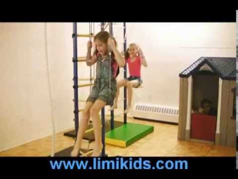 Home gym for kids youtube