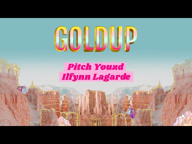 Goldup -  Pitch de la startup Youzd  par sa fondatrice Ilfynn Lagarde