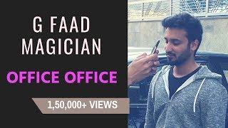 G FAAD MAGICIAN | OFFICE BOSS PRANK | RJ ABHINAV thumbnail