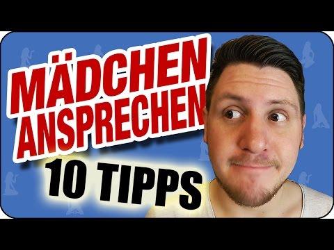 MÄDCHEN ANSPRECHEN - 10 TIPPS für Jungs (Ansprechen in der Schule oder auf der Straße)