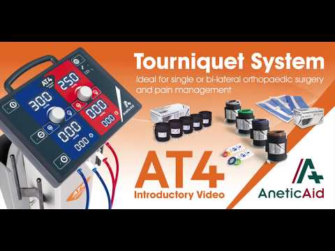 Anetic Aid AT4 Tourniquet System Introductory Video