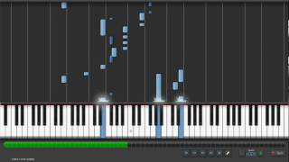 Synthesia - Scarborough Fair Sheet Music + Midi Download