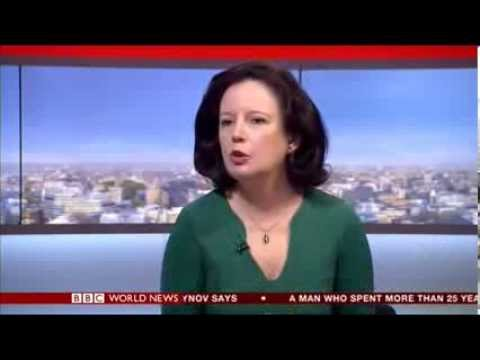 CJHM on the Newspaper Review -- BBC World News 12/03/2014