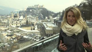 Stephanie Hickey - Salzburg City Tour(, 2013-05-09T16:04:33.000Z)