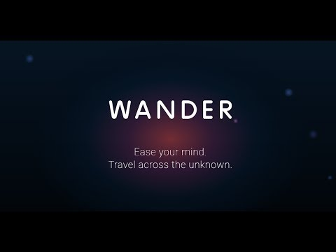 Wander - A cinematic VR experience by Beast set to music by
