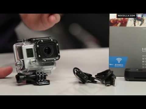 GoPro Hero 3 Black vs Silver Edition Camera Comparison