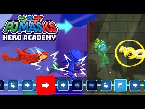 PJ Masks Crack Code To Magic Key W/ Hero Academy