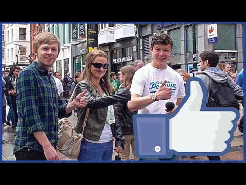 Dublin Chats: Social Networks