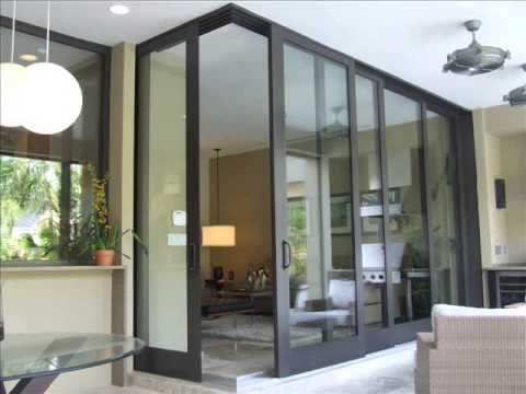 WinDoor Incorporated 90 Degree Sliding Glass Doors