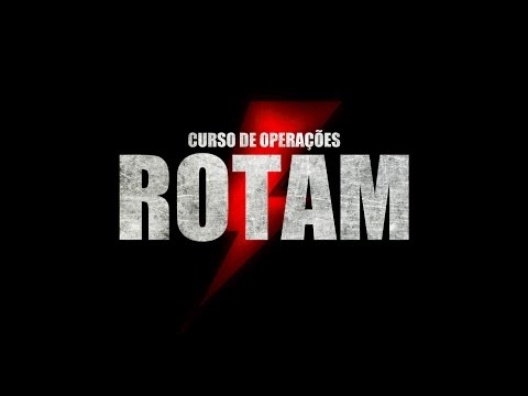 5º Curso de Operações ROTAM (COR) - PMMT