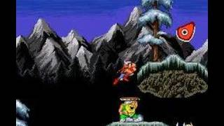 SNES The Lost Vikings