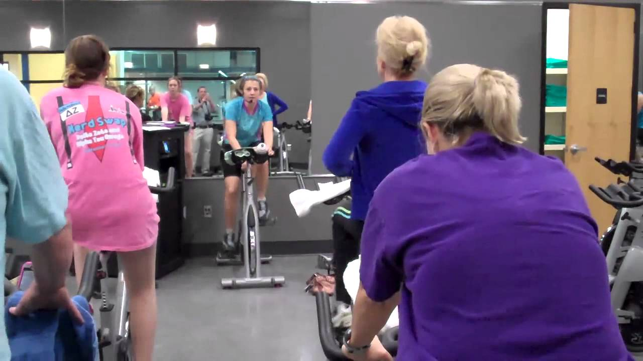 YMCA Hoover First Ever Spin Class