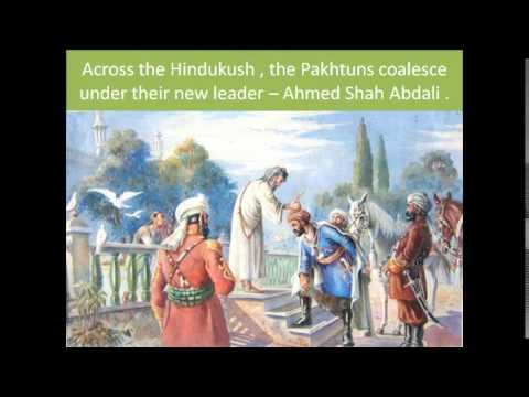 Sahyadris to Hindukush .