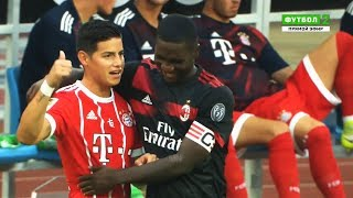 James Rodriguez vs AC Milan HD 720p (22/07/2017) by JamesR10
