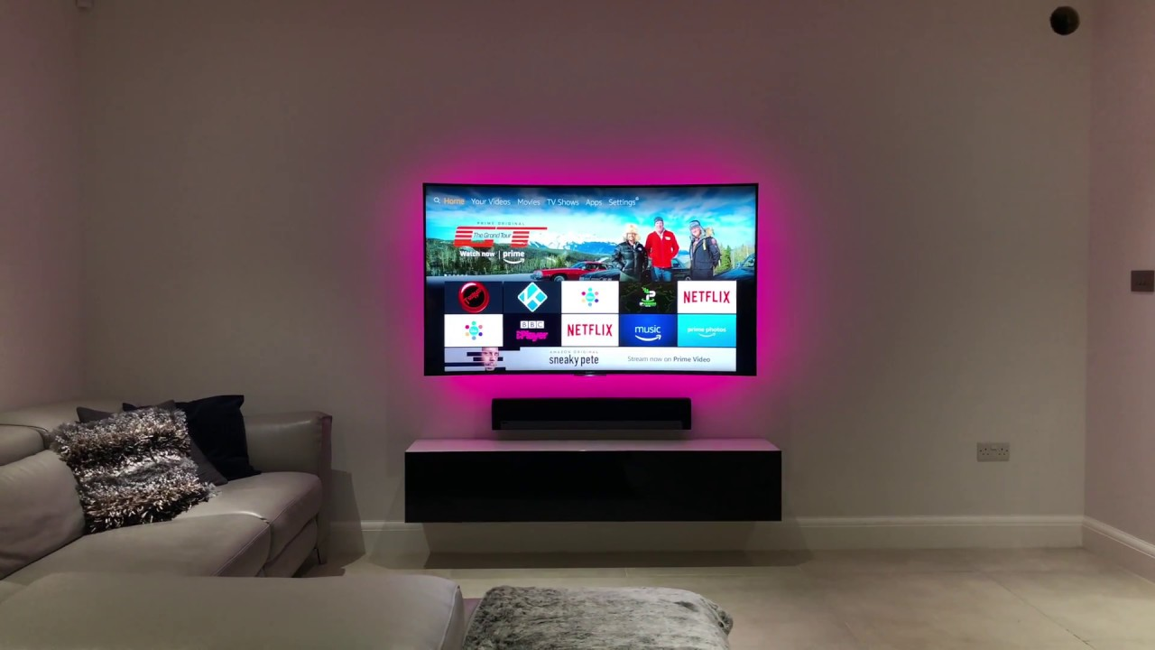 competitive price 43845 5da97 How to set up your TV Lightstrip with Philips Hue