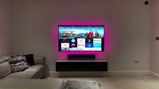 How to set up your TV Lightstrip with Philips Hue