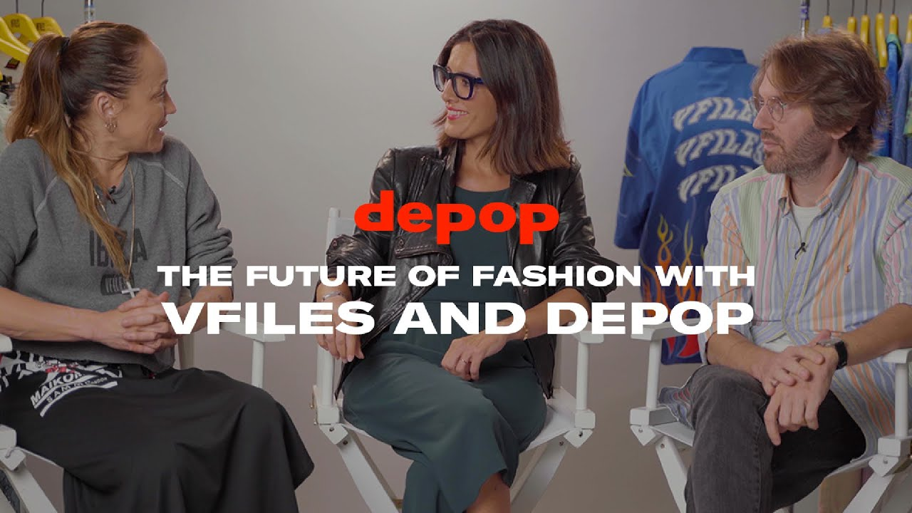 The future of fashion with VFILES and Depop.