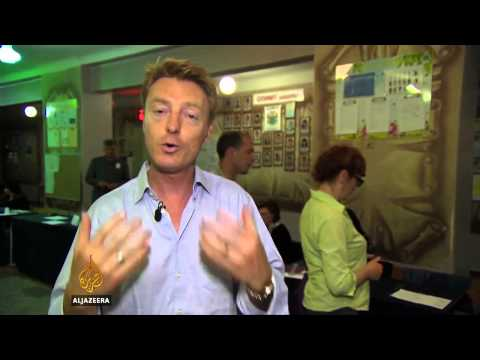 Rebels declare victory in east Ukraine poll