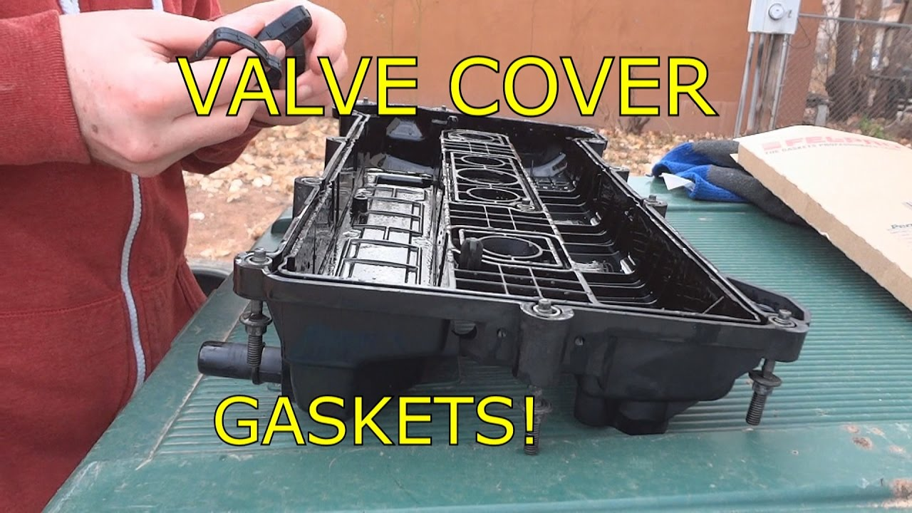 2005 Ford Focus Valve Cover Gasket Replacement Youtube