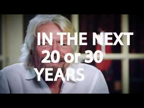 Scope of network marketing by the owner of 400 companies sir Richard Branson
