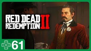 """Red Dead Redemption 2 #61 - """"Riverboat Gambling"""""""