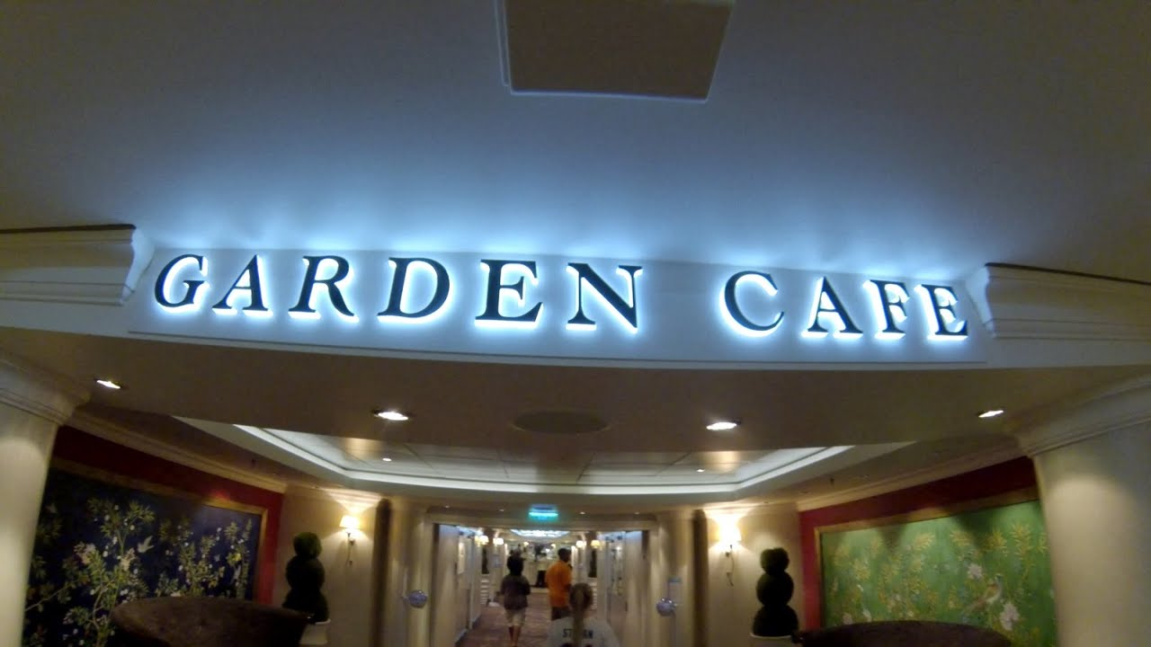 Garden Cafe On Ncl